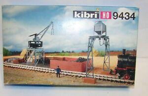 KIBRI Spur H0, 9434, Bausatz Bekohlung und Besandung, ungebaut, OVP, XT7197X
