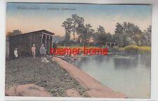 72430 Ak Westerkappeln städtische Badeanstalt um 1910