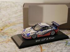 MINICHAMPS PORSCHE 911 GT3 CUP DEALER-VERSION ART.WAP 020 098 13 NEW 1:43