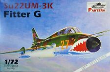 SUKHOI Su 22 UM3-K (POLISH, SLOVAK, UKRAINIAN & RUSSIAN MKGS) 1/72 PANTERA RARE!