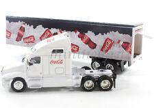MOTOR CITY 434618 COCA COLA LONG HAULER TRACTOR TRAILER 1/64 COKE ON ICE