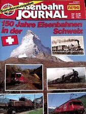 Eisenbahn Journal Sonder-Ausgabe n°4 1996 - 150 Jahre SCHWEIZ - Tr.21