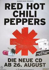"""RED HOT CHILI PEPPERS POSTER """"I'M WITH YOU"""""""