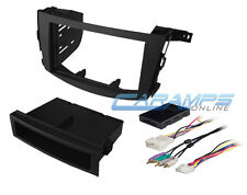 TOYOTA RAV4 WITH JBL CAR STEREO DASH INSTALLATION MOUNTING TRIM KIT W/ HARNESS