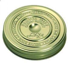 Couvercle pour bocaux terrine Familia Wiss LE PARFAIT - Ø 82 mm - Boîte de 6