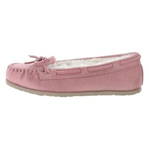 Airwalk Women's Flurry Pink Mauve Moccasin Loafer Shoes Slippers Size 10 Medium