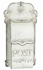 Wunderschöner Briefkasten aus Eisen im Vintage Look von Clayre & Eef. 6Y3917