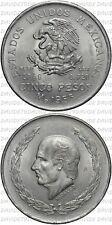 04130] MESSICO MEXICO - KM# 474 - 10 PESOS SILVER ARGENTO 1953 - FDC