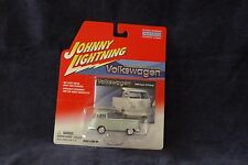 Johnny Lightning Volkswagen 1966 Type 2 Pickup  Cragar Mags 2002 NOS