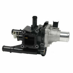 Equipment Engine Coolant Thermostat Housing for 2009 2011 GM Chevrolet Aveo 5d