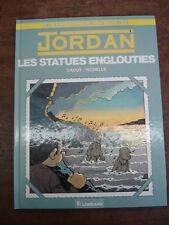 JORDAN T1 Les statues englouties- EO- BD