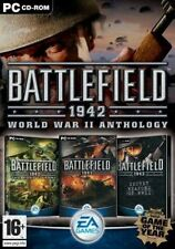 Battlefield 1942 The WWII Anthology PC Game Complete