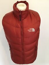 The North Face * Empacable * Ganso Serie Summit Reversible Chaleco Grandes