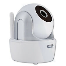 ABUS tvac19000 Indoor Wireless Pan & Tilt Dome CCTV Camera & IOS / Android App