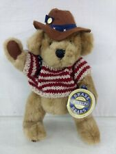 VTG Pickford Plush Cody The Brass Button Bear Collection Patriotic Teddy Bear