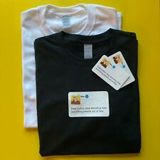 Mac Miller BLM Tweet - T Shirt & Vinyl Sticker - Black Lives Matter