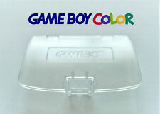 Cache Piles pour Game Boy Color NEUF couleur Transparent