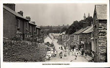 Buckland Monachorum Village near Yelverton by S.B. Wadge, Bard Studio, Tavistock