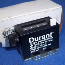 DURANT  4 DIGIT, PUSHBUTTON STROKE, KNOB RESET, COUNTER 4-X-2-A, 33245400, 297