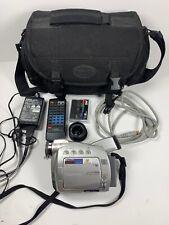 Canon Zr70Mc Mini Dv Camcorder With Accessories