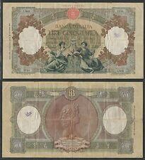 """REPUBBLICA ITALIANA - 5000 Lire """"Repubbliche Marinare"""" 1949"""