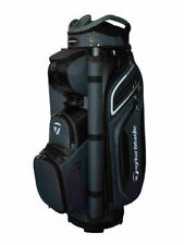 TaylorMade Premium Cart Bag - Black/Grey/White