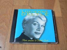 Lucienne Delyle : Mon Amant de Saint-Jean - CD Soldore