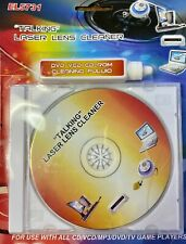 """""""Talking"""" Laser CD Lens Cleaner: EL5731 all CD/VCD/MP3/DVD/Game Player Xbox PS2"""