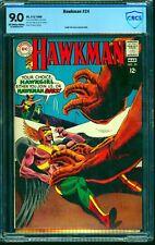 Hawkman #24 CBCS VF/NM 9.0 Off White to White DC Comics