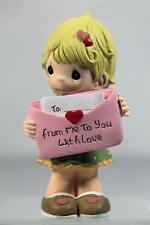 Precious Moments-'From Me To You With Love' Girl Figurine #103401 New In Box