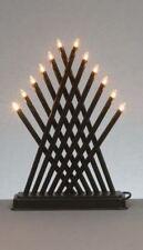 Guirlandes et bannières de fête noir pour la maison Noël