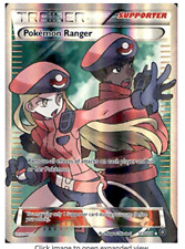 Pokemon Ranger (113/114) - XY Steam Siege - NM/M