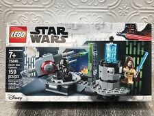 Lego Star Wars Death Star Cannon #75246 Building Toy, Brand New + Free Shipping