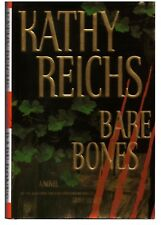 Bare Bones - Signed by Kathy Reichs - First Edition - Temperance Brennan