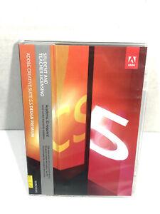 Adobe Creative Suite CS5.5 Design Premium Windows Student Teacher Ed (Academic)