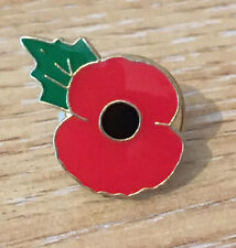 Poppy Pin Badge (Not Dated)