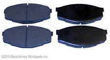 Beck/Arnley 089-1190 Disc Brake Pad, Front