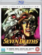 SEVEN DEATHS IN THE CATS EYE - (Blu-ray)