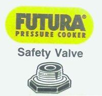 Futura by Hawkins Safety Valve Plug Futura Hard Anodized Pressure Cookers F10-12