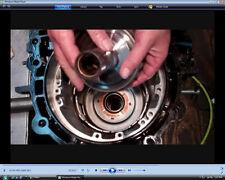 Chevy Tahoe / Yukon / Suburban / 4L60E Automatic Transmission Rebuild  Video DVD