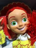 "Disney Parks Pixar Toy Story Talking Jessie Doll Pull String NIB 2019 15"" Tall"