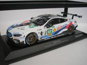 BMW M8 GTE #82 6h Fuji 2018 Blomqvist 1/18 minichamps 155182982 New