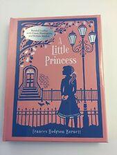 A Little Princess by Frances Hodgson Burnett Bonded Leather New Hardcover Sealed