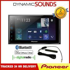"Pioneer sph-da130dab 6.2 "" écran DAB+ Bluetooth pomme CarPlay STEREO + antenne"
