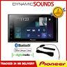 "Pioneer SPH-DA130DAB 6.2"" Screen DAB+ Bluetooth Apple CarPlay Stereo + Aerial"