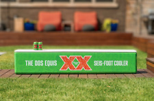 âš¡Fast Shipâš¡Dos Equis Seis Foot Cooler Ice Chest Limited Edition 45 Made