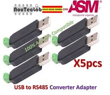 5pcs USB to RS485 485 Converter Adapter