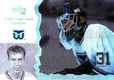 1996-97 UD Ice #25 Jean-Sebastien Giguere