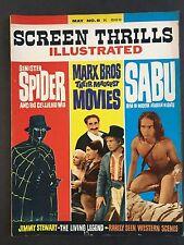 May 1964 Screen Thrills Illustrated Vol 2  No 4  # 8