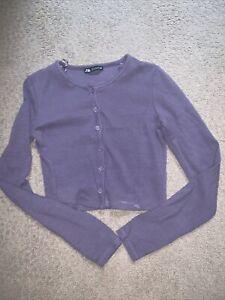 ZARA Womens Shirt Long Sleeve Size S